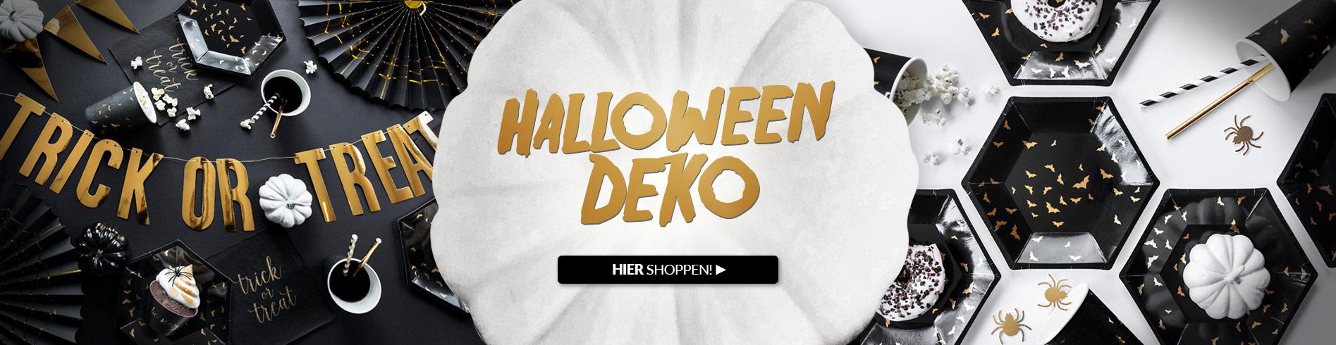 Halloween-Deko