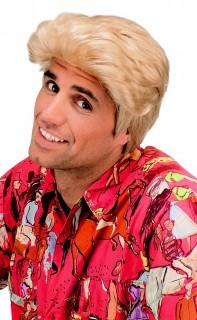 Sunnyboy Schlagerstar Perücke blond