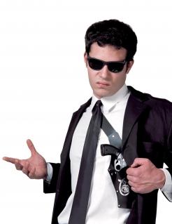 Pistolen-Holster FBI schwarz