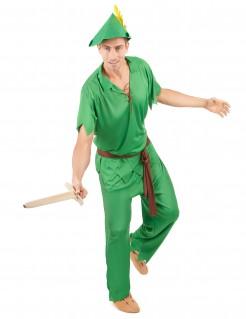 Waldmann Kostüm für Herren grün