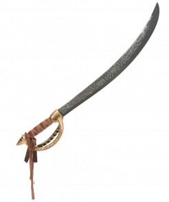 Schwert Piraten Säbel grau 70cm