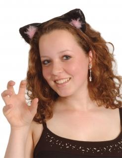 Verspielte Katzenohren