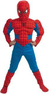 Spider-Man mit Muskeln Kinder-Kostüm