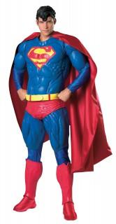 Superman™-Deluxekostüm für Herren Sammler blau-rot-gelb