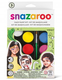 Schminksetvon Snazaroo Make-up bunt