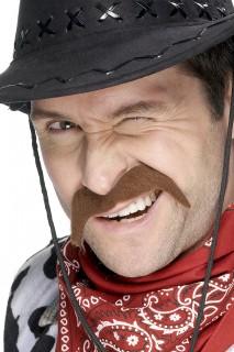 Cowboy Bart braun