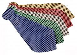 Disco Krawatte mit Pailletten