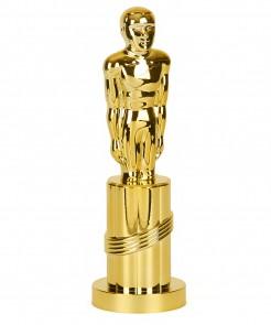 Trophäe Goldfigur Award gold 24cm