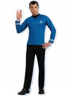 Star Trek Shirt Deluxe blau