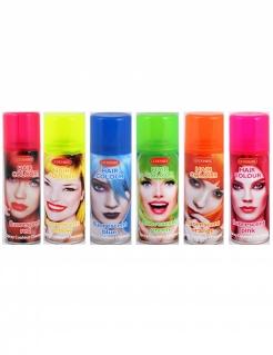 Floureszierendes Haarspray Leuchtspray 125ml
