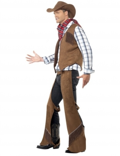 Cowboy Chaps braun