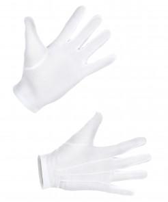 Handschuhe für Erwachsene weiß