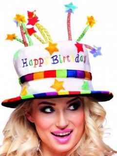 Happy Birthday Hut bunt