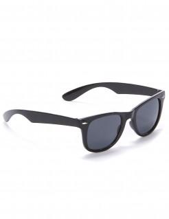 Kult Brille Funbrille schwarz