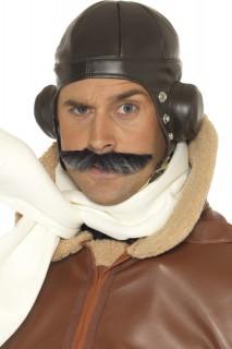 Pilot Hut braun
