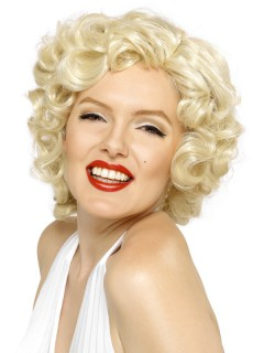 Marylin Monroe-Damenperücke blond