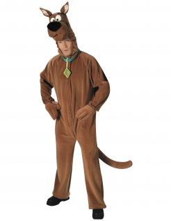 Scooby-Doo Erwachsenen-Kostüm braun