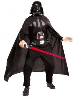 Darth Vader-Herrenkostüm Star Wars Lizenzkostüm schwarz