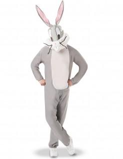 Bugs Bunny Kostüm Lizenzware grau-weiss