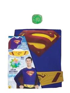 Superman™-Accessoireset blau-rot-weiss