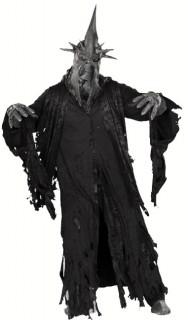 Hexenkönig von Angmar Herr der Ringe™-Kostüm Halloween schwarz