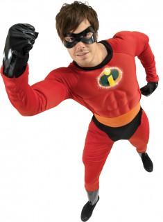 Disney Mr. Incredible Superhelden Kostüm Lizenzware rot-schwarz