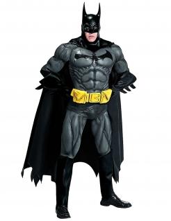 Batman™-Kostüm Supreme Edition schwarz-grau-gelb