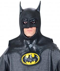 Batman™-Maske Kostümaccessoire schwarz-gelb