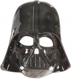 Darth-Vader™-Kindermaske Star Wars™ schwarz