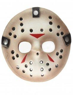 Jason Maske Deluxe beige-rot