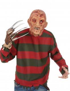 A Nightmare on Elmstreet Freddy Krueger-Maske Lizenzartikel beige