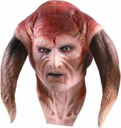 Star Wars Maske Saesee Tiin beige