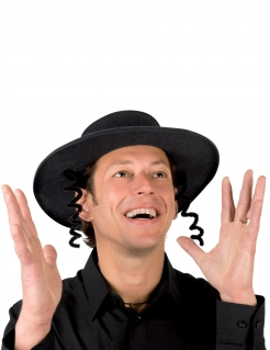 Rabbinerhut schwarz
