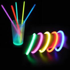 Knicklichter Party-Gadget bunt 100 Stück