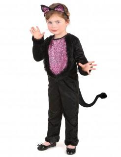 Süßes Katzen-Kostüm für Mädchen