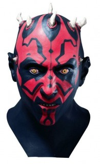 Original Darth Maul™ Star Wars™ Erwachsenenmaske