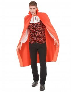 Halloween Vampir-Umhang für Herren rot