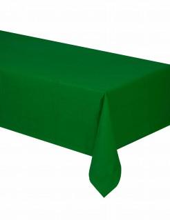 Tischdecke Party-Deko grün 2,8x1,4m