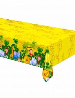 Tischdecke Safari Kindergeburtstag-Deko bunt 130x180cm