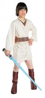 Star Wars™-kinderkostüm Obi-Wan Kenobi Lizenzartikel beige-braun