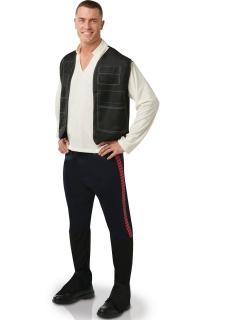 Offizielles Han Solo™-Lizenzkostüm Star Wars™-Kostüm bunt