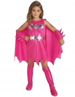 Batgirl™-Kostüm für Mädchen pink-silber