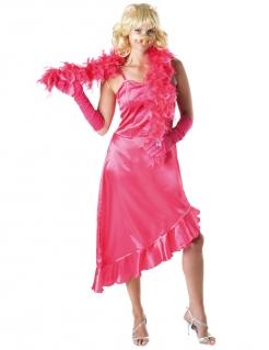 Miss Piggy™-Damenkostüm Faschingskostüm pink