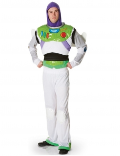 Buzz Lightyear Herrenkostüm Toy Story bunt