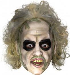 Beetlejuice™-Maske Halloween-Accessoire hautfarben