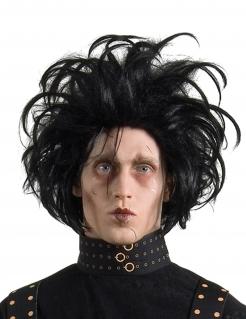 Edward mit den Scherenhänden™-Perücke Kostüm-Accessoire schwarz