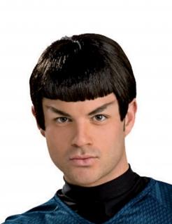 Perücke Spock schwarz