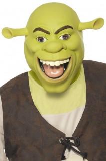 Shrek Comic Lizenz Film Maske grün
