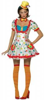 Clown Frau Kostüm