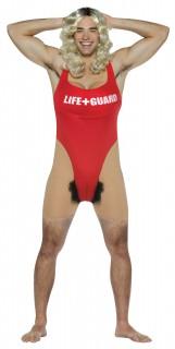 Busen XXL - Lebensretter Badeanzug
